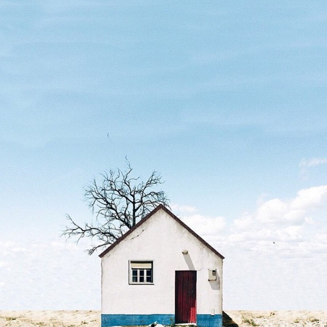 lonely houses instagram list