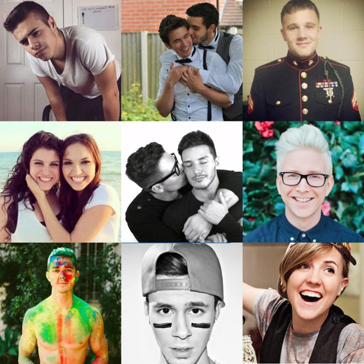 best lgbt youtubers
